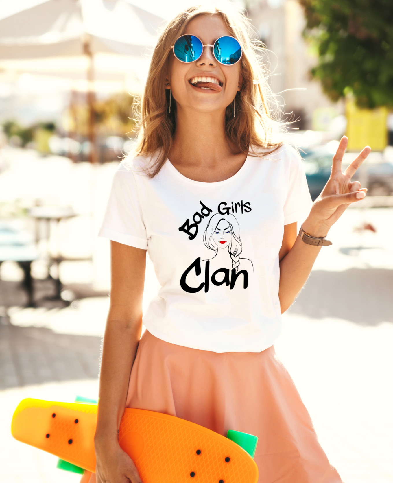 Bad Girls Clan | Frauen Tshirt